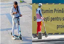 ¿ Comprar scooter urbano o patinete freestyle ?