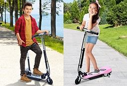 Los mejores patinetes eléctricos para niños y niñas en oferta 2020 - comprar patinetes infantiles